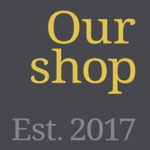 Our Shop logo